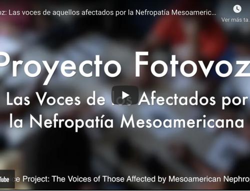 El documental Fotovoz, financiado por la Fundación Renal, finalista del festival de cine Salud para Todos de la OMS